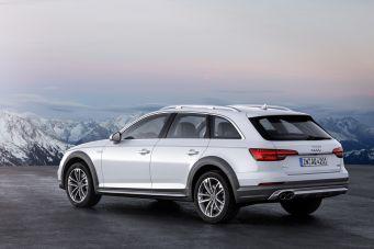 В Детройте дебютировало новое поколение Audi A4 allroad quattro