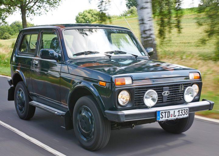 В Германии вырос спрос на автомобили Lada