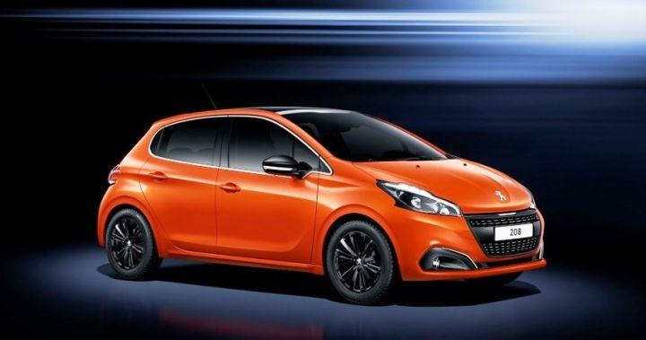 В Интернете появились фото обновленого Peugeot 208