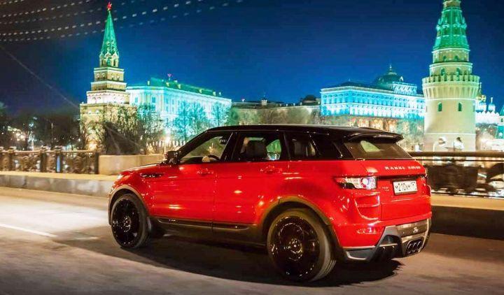 В Китае начал работу первый завод Land Rover