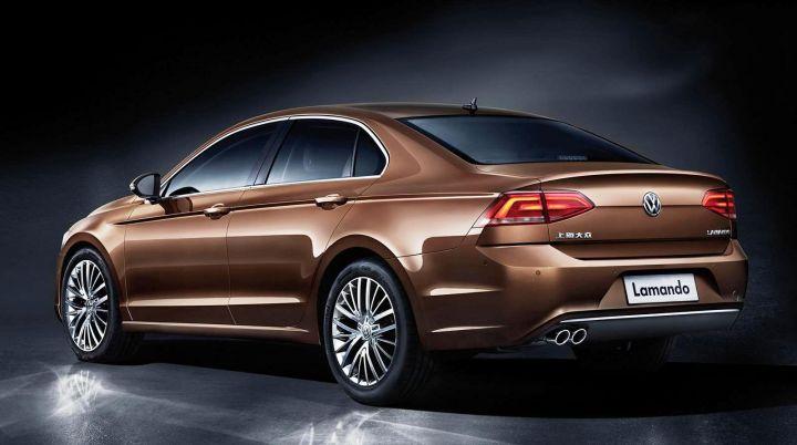 В Китае начались продажи Volkswagen Lamando