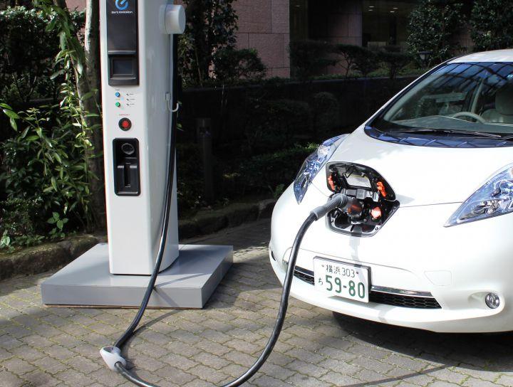 В Китае производство электрокаров выросло втрое