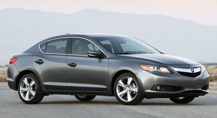 В Лос-Анджелесе пройдет премьера Acura ILX с новым двигателем