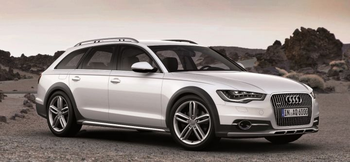 В России Audi отзывает шесть моделей