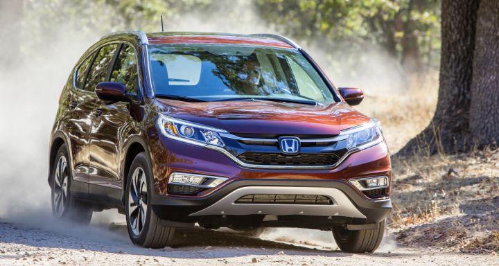 В России Honda CR-V подешевел на 15%