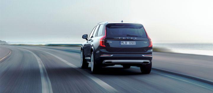 В России начали принимать заказы на новый Volvo XC90