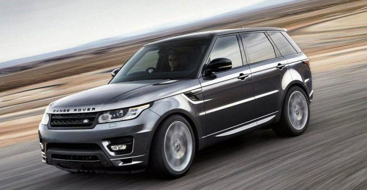 В России начались продажи обновленного Range Rover Sport