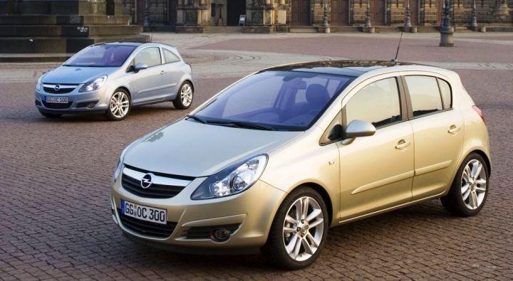 В России начнут продавать Opel Corsa с дизельным двигателем