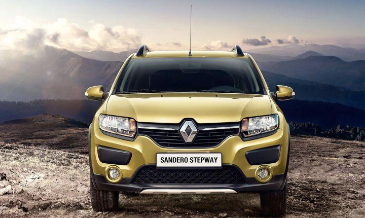 В России подешевели Renault Logan, Sandero и Sandero Stepway