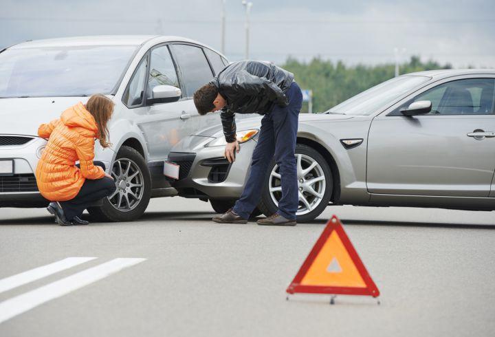 В России все чаще оформляют ДТП по европротоколу