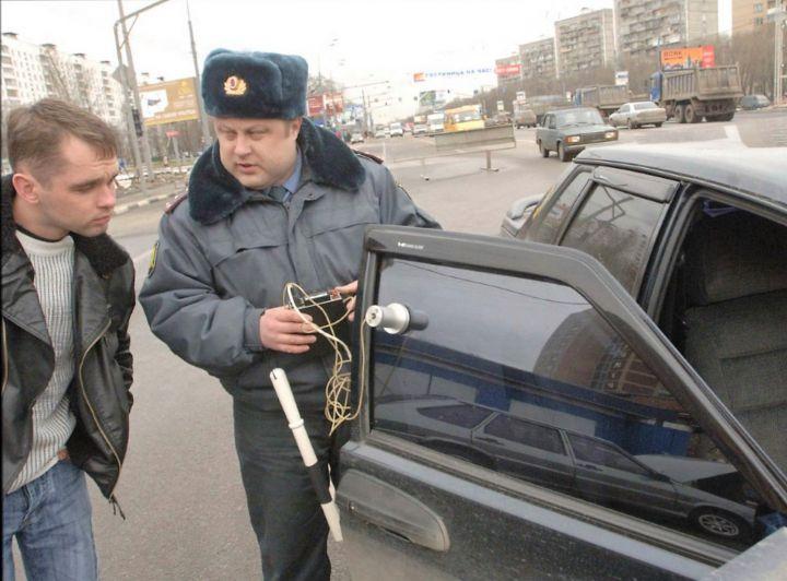В России втрое могут увеличить штрафы за тонировку
