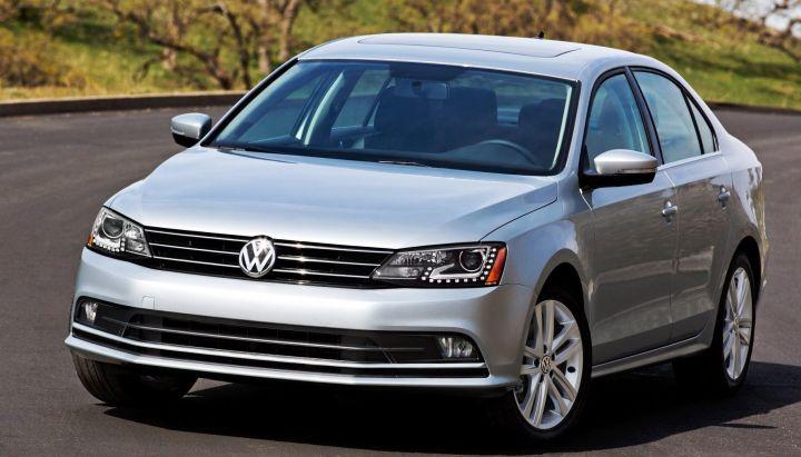 В США Volkswagen отзывает 88 000 автомобилей