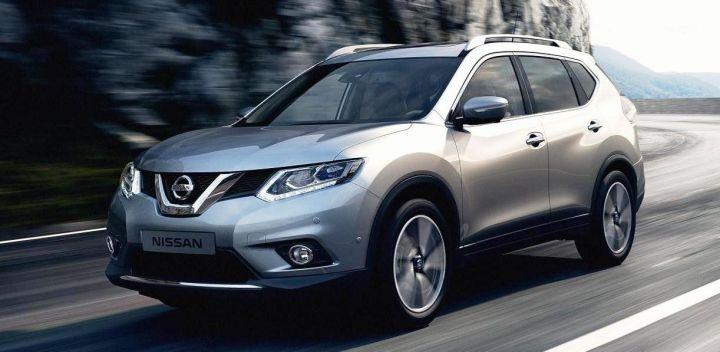В Санкт-Петербурге начали собирать внедорожник Nissan X-Trail