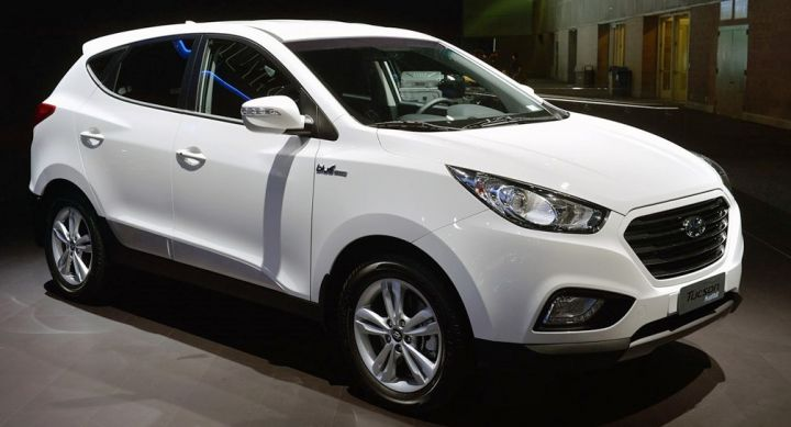 В Сети обнародовали информацию и фото нового Hyundai Tucson