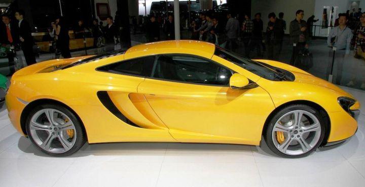 В автосалоне в Гуанчжоу показали новый суперкар McLaren 625C