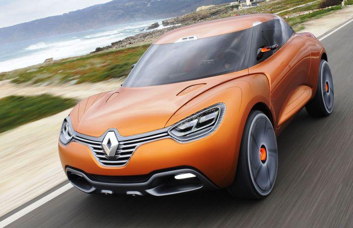 В феврале 2015 года Renault представит кроссовер на базе Nissan Qashqai