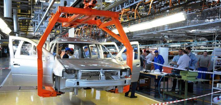 В октябре продажи «АвтоВАЗа» упали на 12%