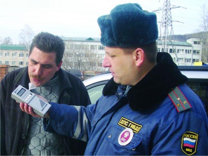 Водителей, повторно пойманных пьяными за рулем, будут отправлять в тюрьму