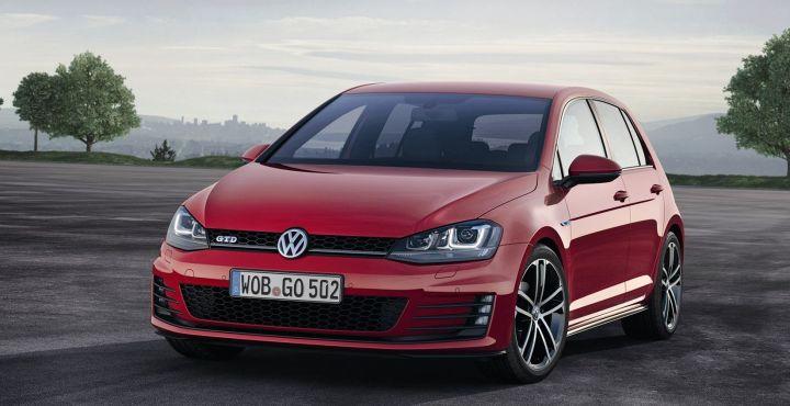 Volkswagen Golf шестой раз подряд стал самым продаваемым авто в Европе