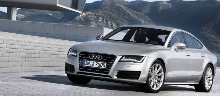 Volkswagen Group отзывает 80 тысяч Audi