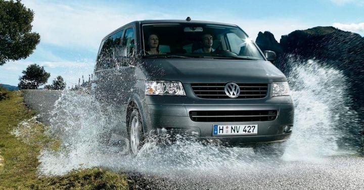 Volkswagen Multivan получил звание «Лучший семейный автомобиль»