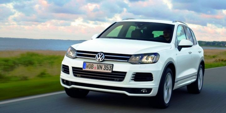 Volkswagen Tiguan нового поколения дебютирует уже в 2015 году