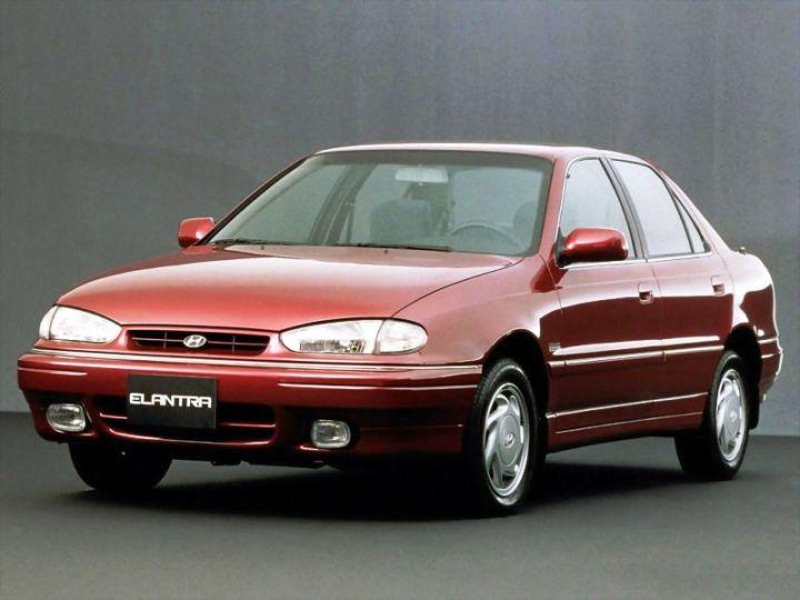 За 24 года компания Hyundai продала 10 млн Elantra