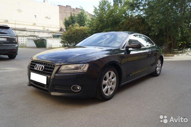 Срочный выкуп авто Audi/A5  '2010