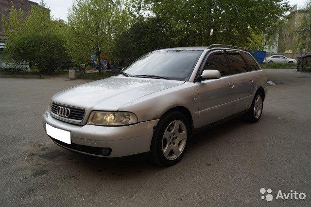 Срочный выкуп авто Audi/A4  '2001