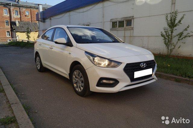 Срочный выкуп авто Hyundai/Solaris  '2017