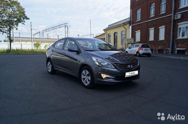 Срочный выкуп авто Hyundai/Solaris  '2016