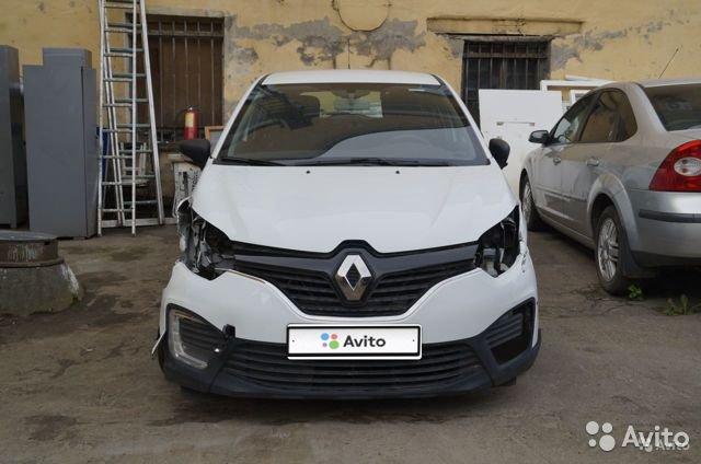 Срочный выкуп авто Renault/Kaptur  '2018