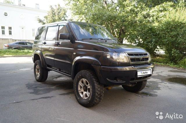 Срочный выкуп авто UAZ/Patriot  '2008