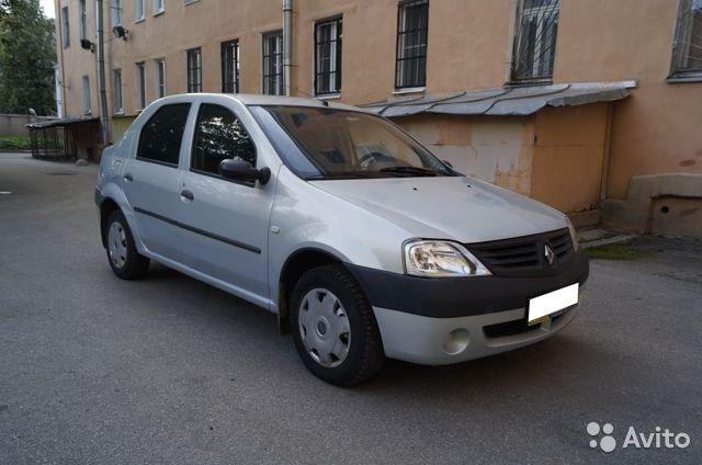 Срочный выкуп авто Renault/Logan  '2007