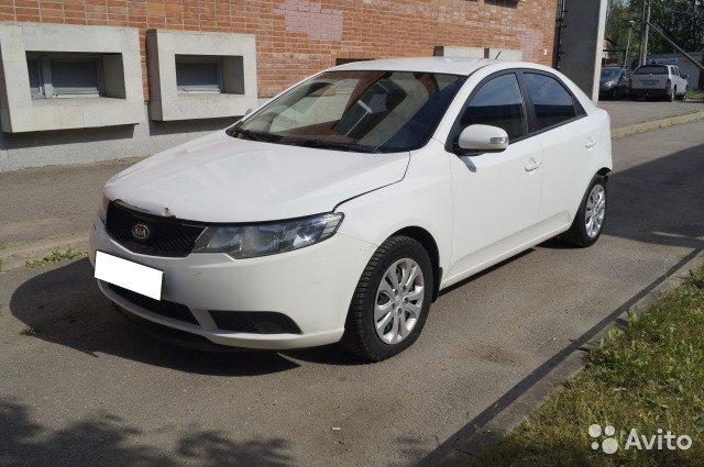 Срочный выкуп авто Kia/Cerato  '2010