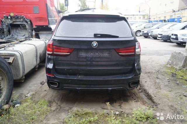 Срочный выкуп авто BMW/X5  '2014