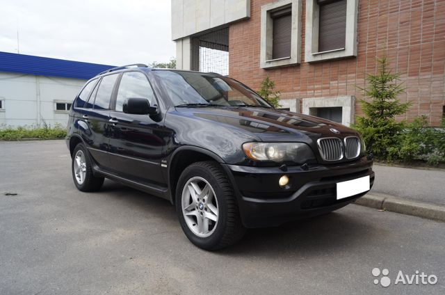 Срочный выкуп авто BMW/X5  '2003