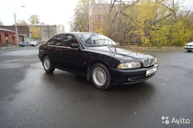 Срочный выкуп авто BMW/5 серия  '2001