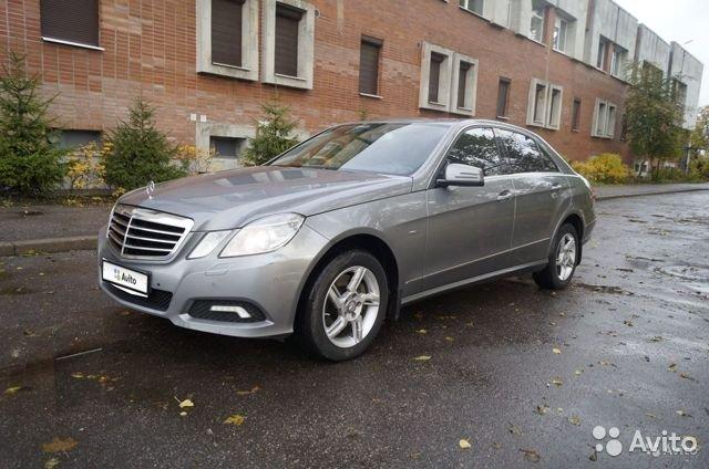 Срочный выкуп авто Mercedes Benz/E '2009