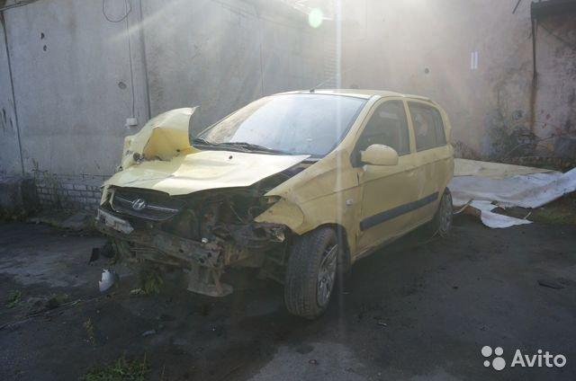 Срочный выкуп авто Hyundai/Getz  '2008