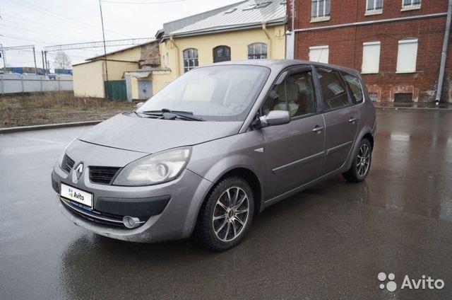 Срочный выкуп авто Renault/Scenic  '2008