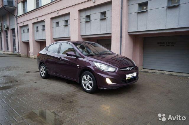 Срочный выкуп авто Hyundai/Solaris  '2011