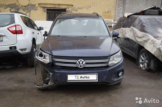 Срочный выкуп авто Volkswagen/Tiguan  '2011