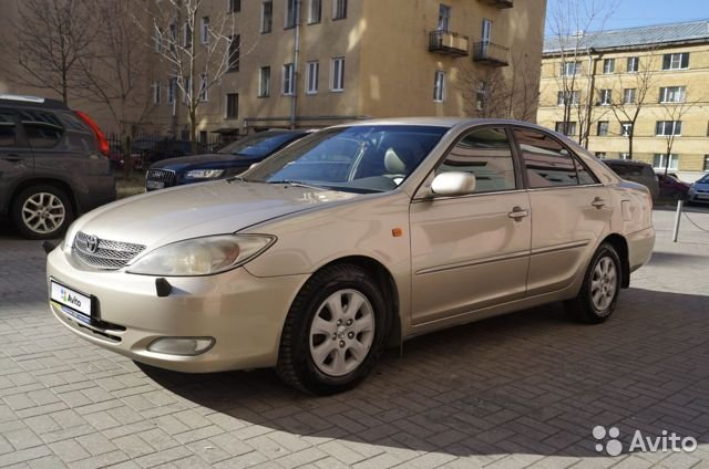 Срочный выкуп авто Toyota/Camry  '2003