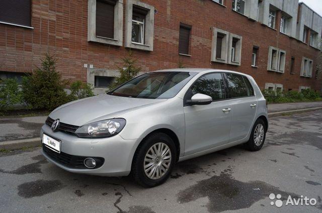 Срочный выкуп авто Volkswagen/Golf  '2011