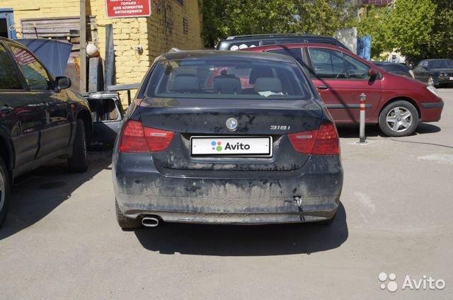 Срочный выкуп авто BMW/3 серия  '2009