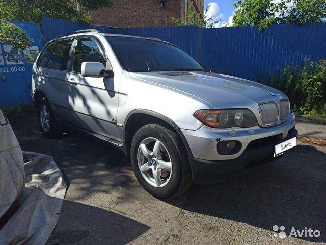 Срочный выкуп авто BMW/X5  '2004