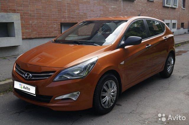 Срочный выкуп авто Hyundai/Solaris  '2015