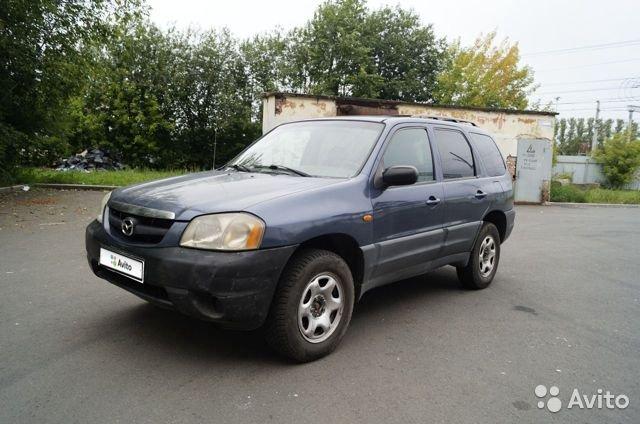 Срочный выкуп авто Mazda/Tribute  '2001