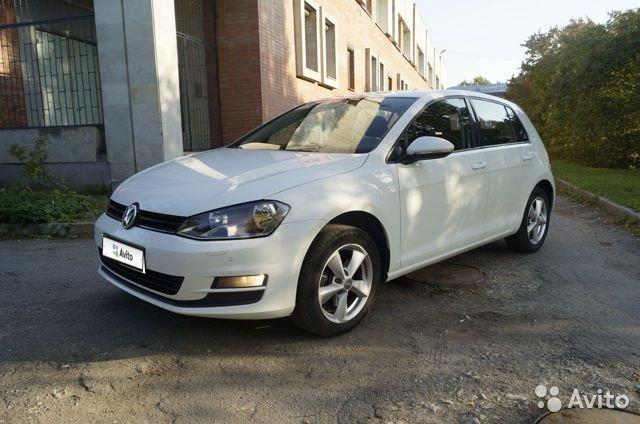 Срочный выкуп авто Volkswagen/Golf  '2013
